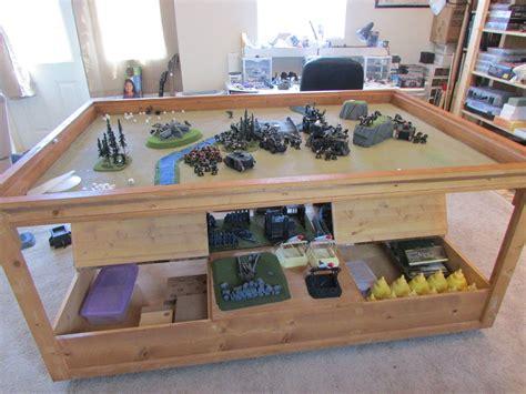 Diy-4x6-Gaming-Table