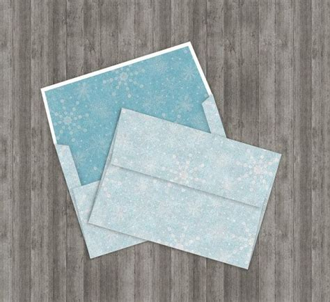 Diy-5x7-Envelope-Template