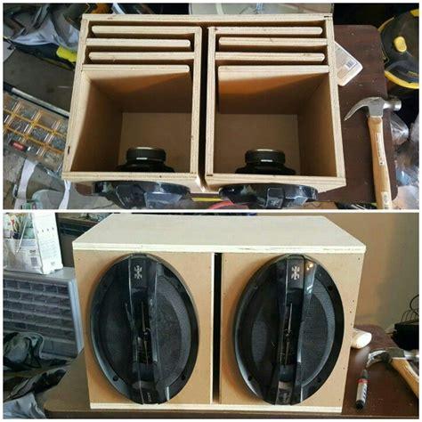 Diy-6-By-9-Speaker-Box