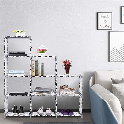Diy-9-Cube-Bookshelf