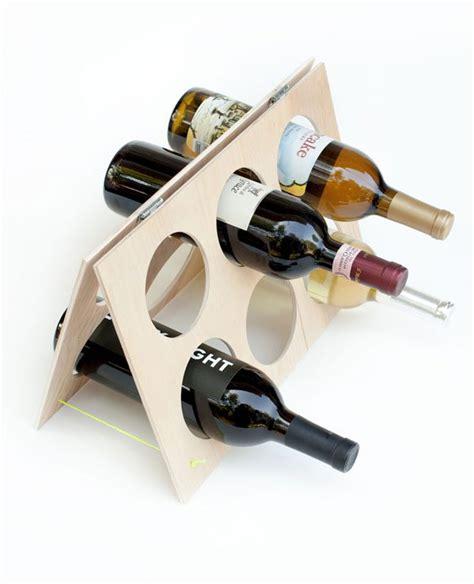 Diy-A-Frame-Wine-Rack