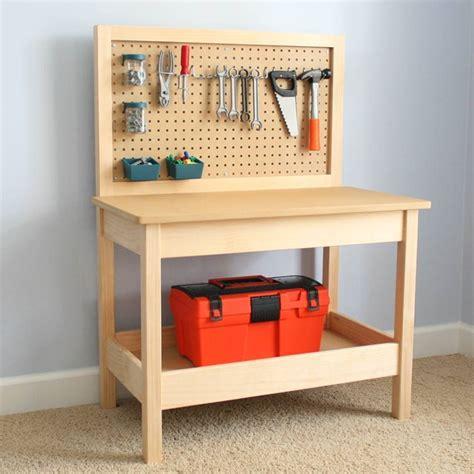 Diy-A-Kids-Wooden-Workbench-From-A-Entertainment-Center
