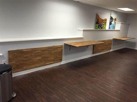 Diy-A-Wall-Table