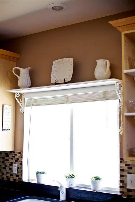 Diy-Above-Window-Shelf