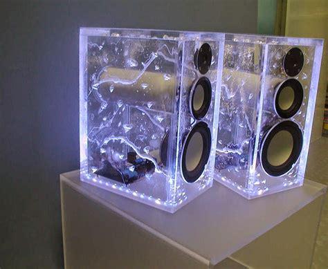 Diy-Acrylic-Speaker-Box