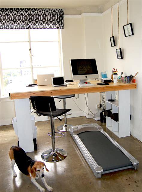 Diy-Adjustable-Treadmill-Desk