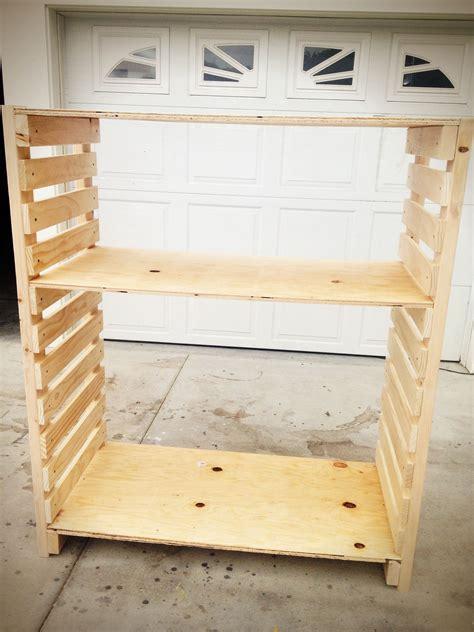 Diy-Adjustable-Wood-Shelving