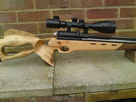Diy-Air-Rifle-Wood-Stock-Repair