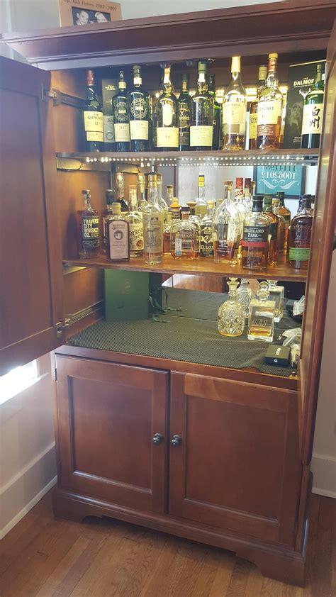 Diy-Alcohol-Cabinet