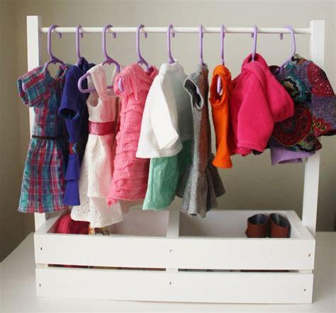 Diy-American-Girl-Clothes-Rack