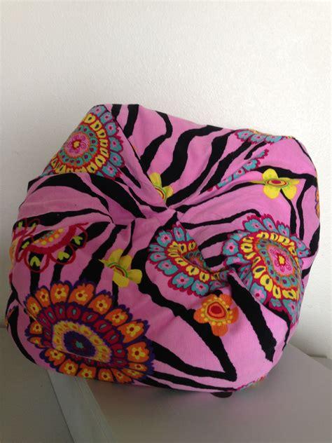 Diy-American-Girl-Doll-Bean-Bag-Chair