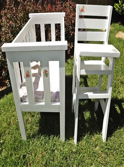 Diy-American-Girl-High-Chair