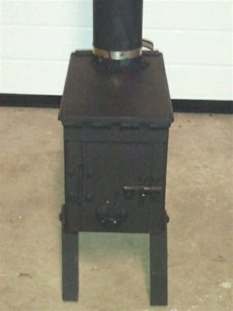 Diy-Ammo-Can-Wood-Stove