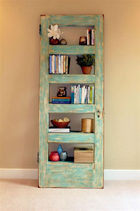 Diy-Antique-Bookshelf-Designs