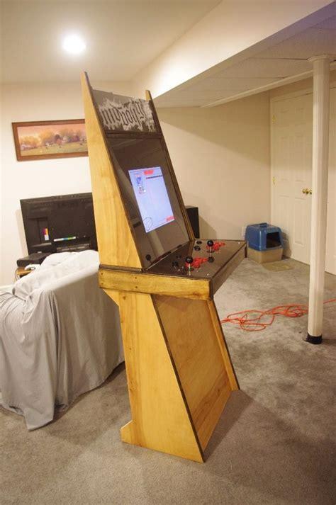 Diy-Arcade-Cabinet-Wood