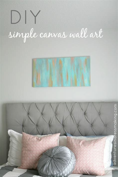 Diy-Artwork-For-Bedroom