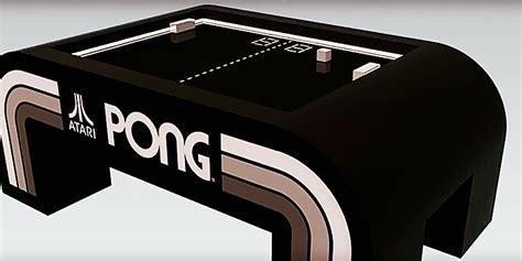 Diy-Atari-Pong-Table
