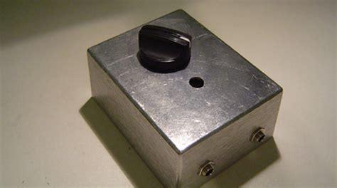 Diy-Attenuator-Box