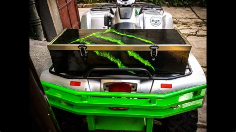 Diy-Atv-Rack-Box