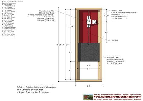 Diy-Automatic-Chicken-Coop-Door-Plans