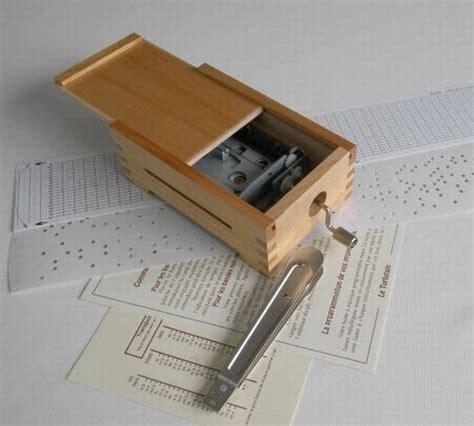 Diy-Automatic-Music-Box