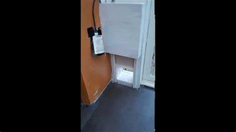Diy-Automatic-Pet-Door