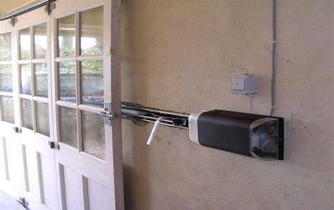 Diy-Automatic-Sliding-Garage-Door