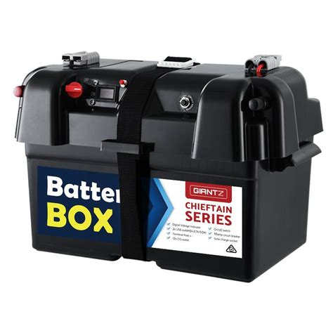 Diy-Auxiliary-Battery-Box