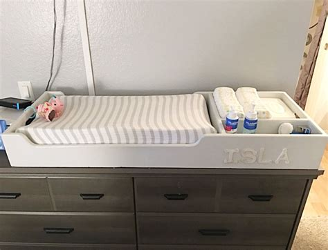 Diy-Baby-Changing-Table-Top