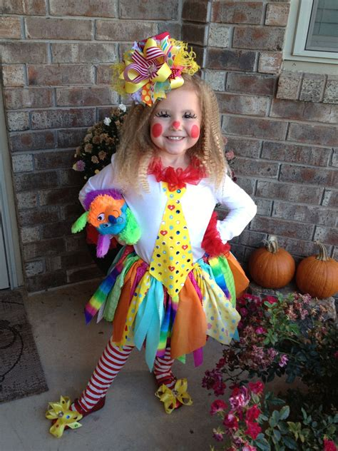 Diy-Baby-Clown-Costume