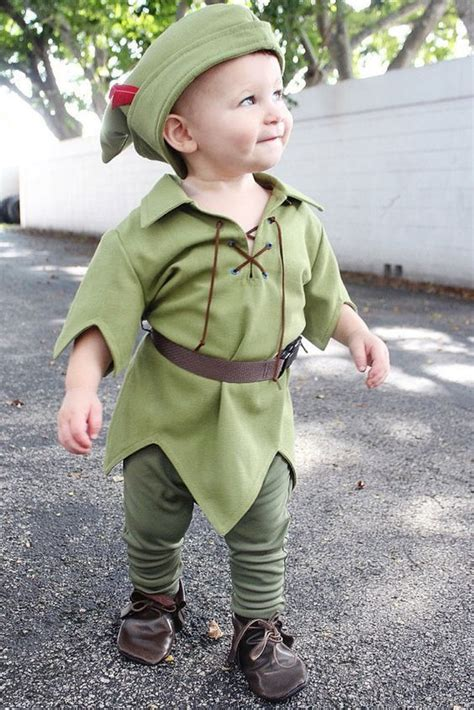 Diy-Baby-Peter-Pan-Costume