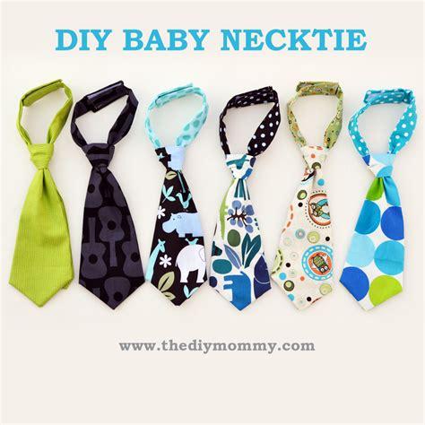 Diy-Baby-Tie