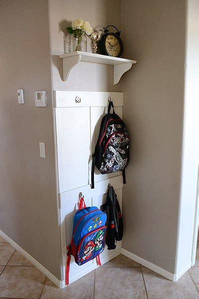 Diy-Back-Of-The-Door-Backpack-Holder