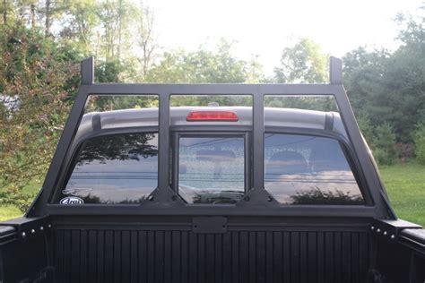 Diy-Back-Rack-For-Pickup-Trucks