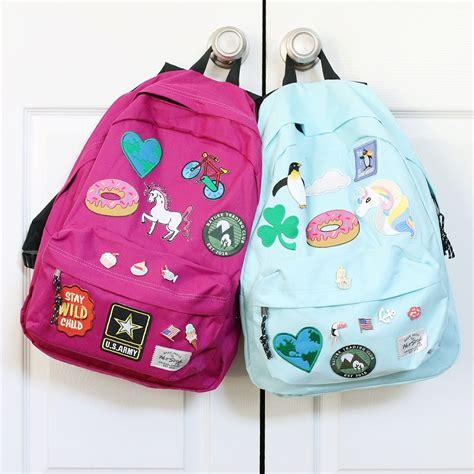 Diy-Backpack-Decorating