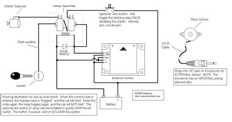 Diy-Backup-Battery-System-Circuit-For-Garage-Door-Opener-Schematic