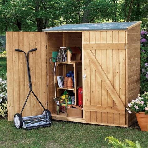 Diy-Backyard-Tool-Shed