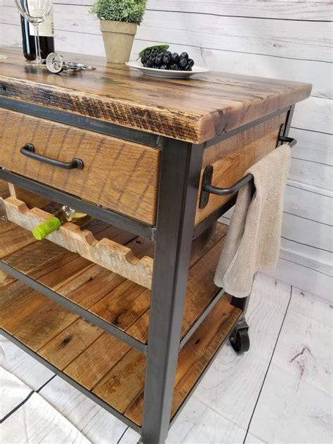 Diy-Bar-Cart-Reclaimed-Wood