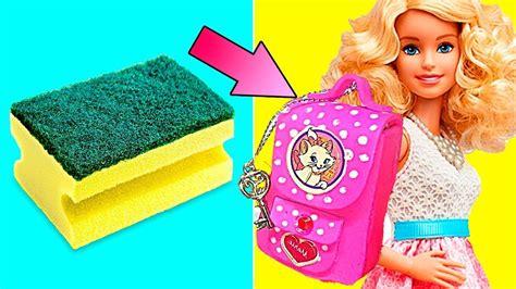 Diy-Barbie-Doll-Stuff