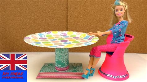 Diy-Barbie-Table