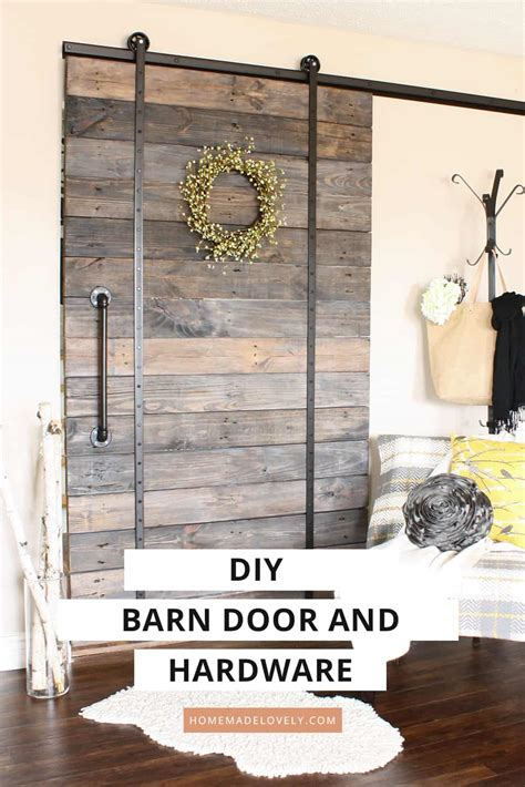 Diy-Barn-Door-On-Track