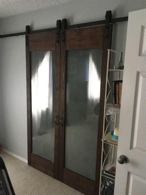 Diy-Barn-Door-Sliding-French-Door-Hometalk