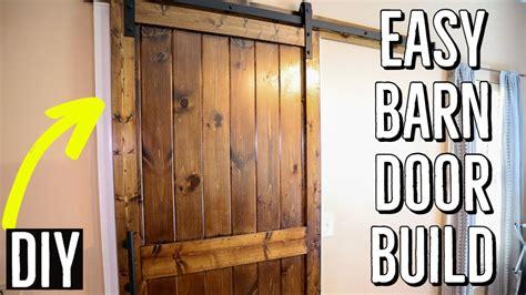 Diy-Barn-Door-Youtube