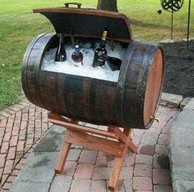 Diy-Barrel-Cooler