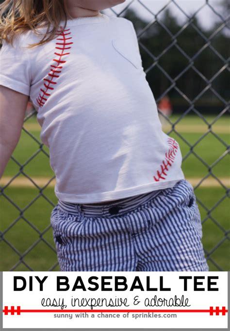 Diy-Baseball-Tee-Shirt