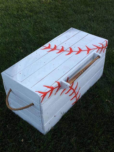 Diy-Baseball-Toy-Box