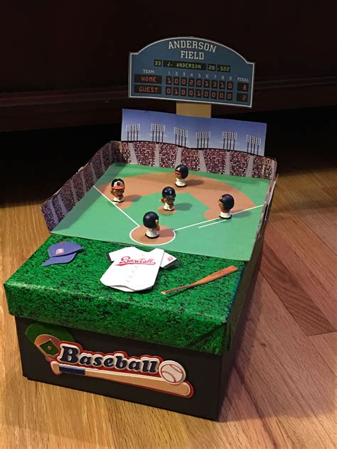 Diy-Baseball-Valentine-Box