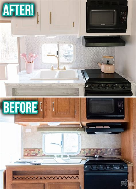Diy-Bathroom-Cabinet-With-With-Tile-Counters