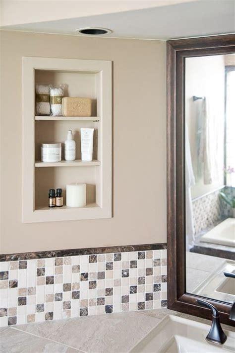 Diy-Bathroom-Recessed-Shelves