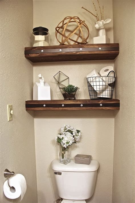 Diy-Bathroom-Shelves-Over-Toilet